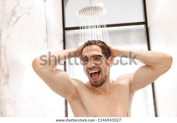 Bezpłatny nagi prysznic