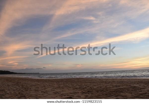 Hapuna Beach State Park Big Island Stock Image Download Now