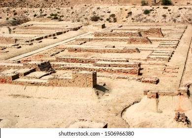 Harappa Pakistan, march 15, 2017: The Indus civilization is also know as the harappa civilization,  after its type site the first of its sites to be excavated early 20th century.