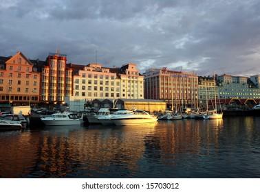 Harbor, Bergen