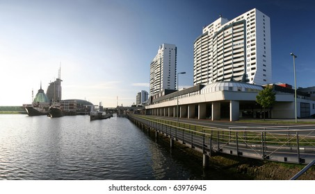 Harbor of Bremerhaven, Germany