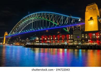 Harbor Bridge,Sydney