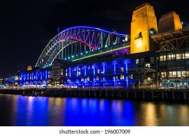 Harbor Bridge,Sydney Harbor