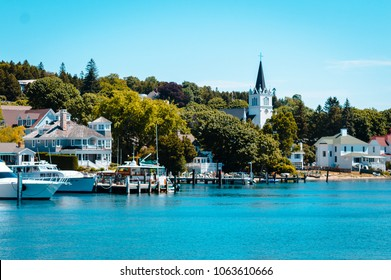 The Harbor at Mackinac Island