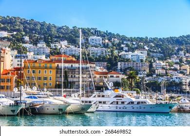 harbor of nice