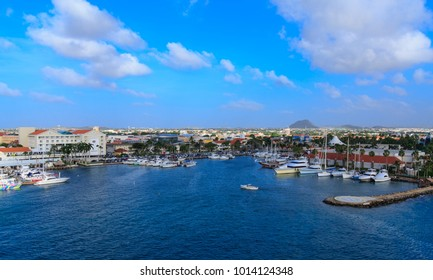 Harbor on Aruba