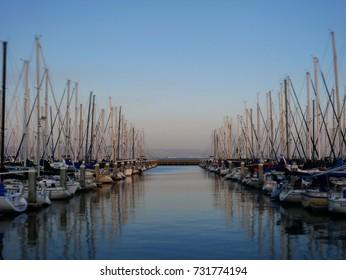 The Harbor.  Taken in San Francisco, California.