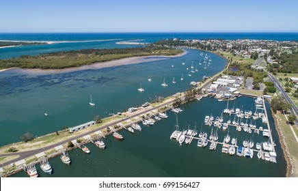 Harbor, Yamba, New South wales