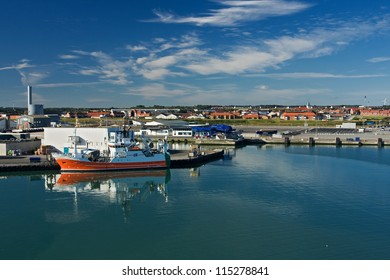 harbour of Hirtshals