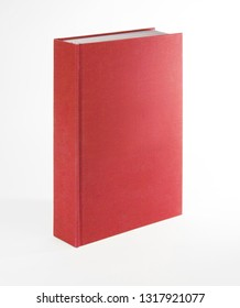 Hard cover red book