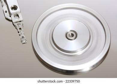 hard disk details