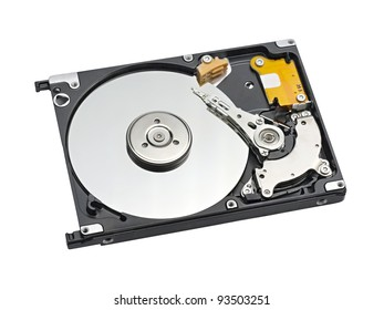 how to set up external disc drive to laptop