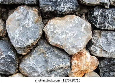 hard stone wall background