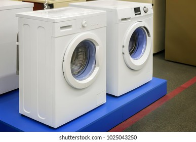 Laundry store images stock photos vectors shutterstock the hardware store is for sale a modern washing machine of different manufacturers and with different solutioingenieria Image collections