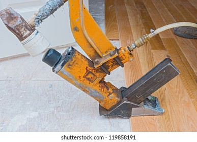 Hardwood Floor Installation Images Stock Photos Vectors