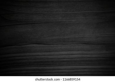 hardwood natural texture or black wooden background