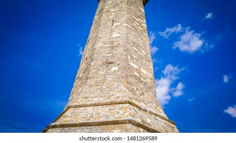 The Hardy Monument, a monument located on the summit of Black Down in Dorset, England. It was erected in 1844 in memory of the Battle of Trafalgar commander Admiral Sir Thomas Hardy