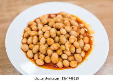 Haricot Bean is Turkish Traditional Food.