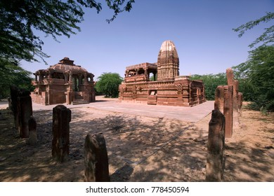 Harihara Temple in the town of Osian in western Rajasthan near Jodhpur in India.