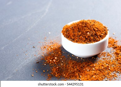Harissa Rub spices mix texture