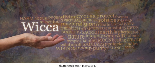 Wicca Coven Images, Stock Photos & Vectors | Shutterstock