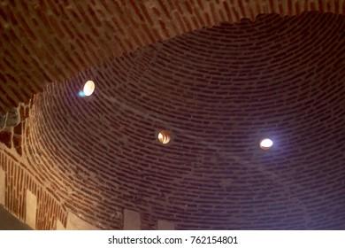 Harmony of light and masonry