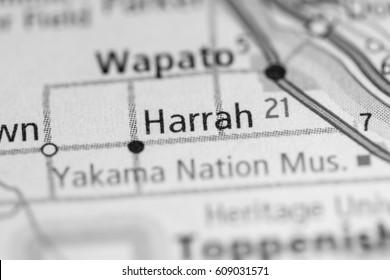 Harrah. Washington. USA