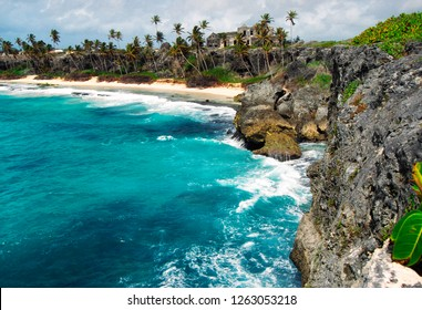 Harrismith Bay,  St Philips Parish, Barbados, West Indies