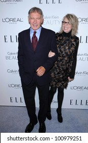 Harrison Ford and Diane Keaton  at the  17th Annual Women in Hollywood Tribute, Four Seasons Hotel, Los Angeles, CA. 10-18-10
