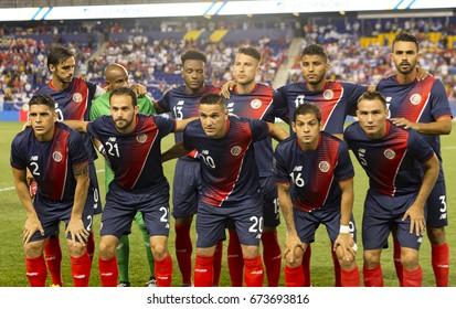 4e10874ee Costa Rica Soccer Stock Photos