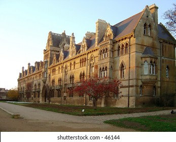harry potter house in oxford