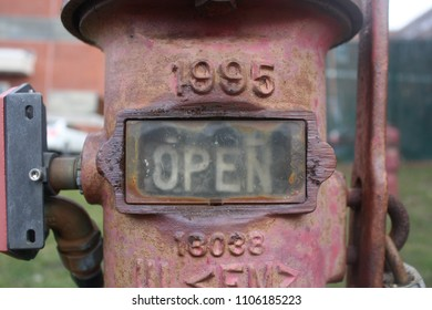 Hartford, CT/ USA-2/3/18: Fire Hydrant