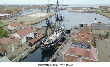 Hartlepool HMS Trincomalee