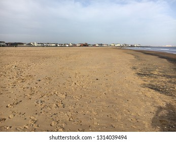 Hartlepool and Seaton Carew, North Sea, England