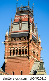 Harvard Memorial Hall Tower