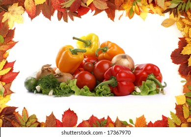 Harvest of autumn