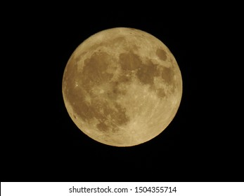Harvest moon September 13 2019