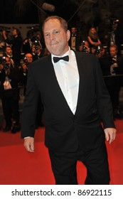 "Harvey Weinstein at the premiere of ""Drive"" in competition at the 64th Festival de Cannes. May 20, 2011  Cannes, France Picture: Paul Smith / Featureflash"