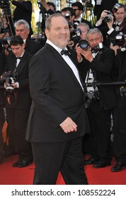 Harvey Weinstein at the premiere of Moonrise Kingdom - the gala opening of the 65th Festival de Cannes. May 16, 2012  Cannes, France Picture: Paul Smith / Featureflash