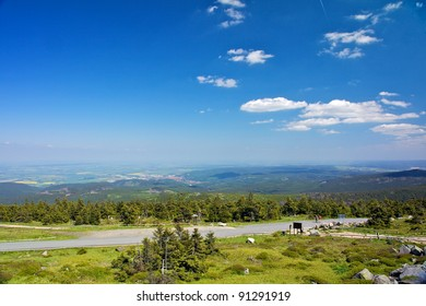 Harz Mountains Germany Brocken