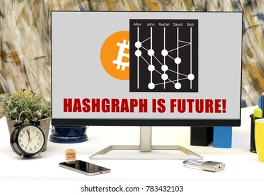 Hashgraph Images, Stock Photos & Vectors | Shutterstock