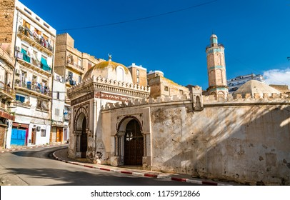 The Hassan Pasha Mosque in Oran - Algeria, North Africa