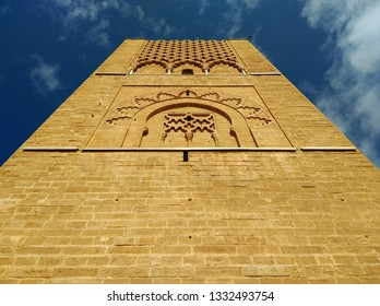 Hassan's Tower in Morocco