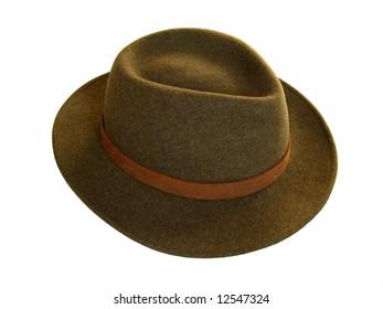 Hat of adventurer