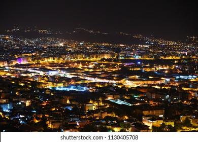 Hatay Antakya in Turkey
