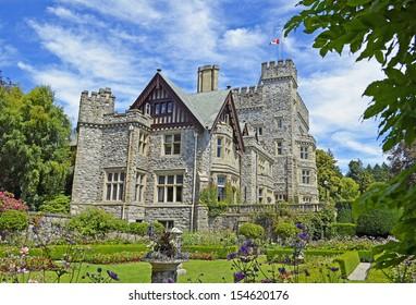 Hatley park Castle, Victoria, BC Canada