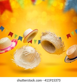 Hats for June Festival