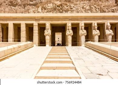 Hatschepsut Tempel in Ägypten