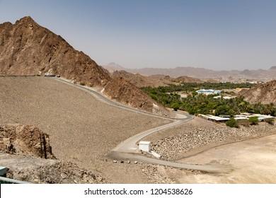 Hatta Dam, UAE
