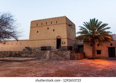 Hatta Heritage Village in Dubai emirate of United Arab Emirates
